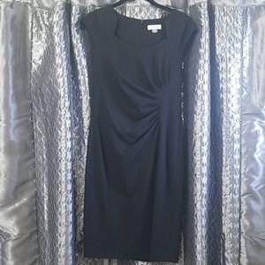 NWT Black Calvin Klein Dress